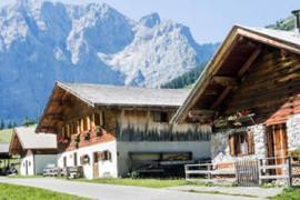 Vakantiehuizen, chalets, hotels en pensions in Oostenrijk