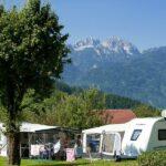 Camping Schluga Camping Hermagor, Karinthië